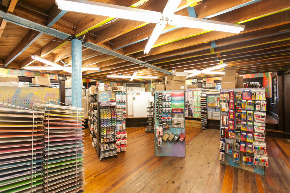 Artist Craftsman Supply Adds A Second Location The Art Mag
