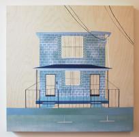 Blue Brick on Bogard