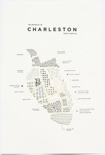 Charleston Print
