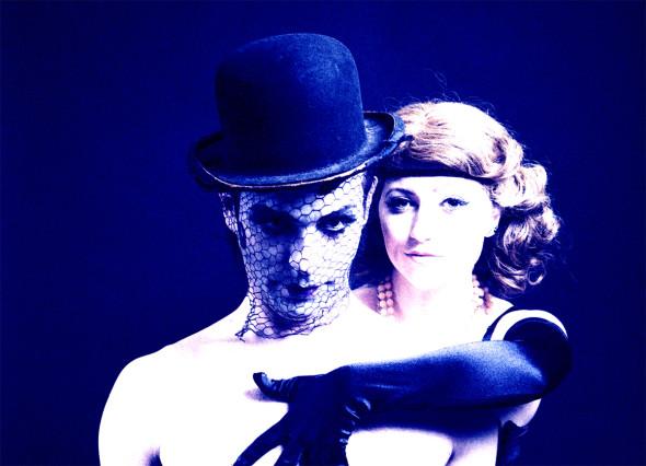 Cabaret Image 1 Blue