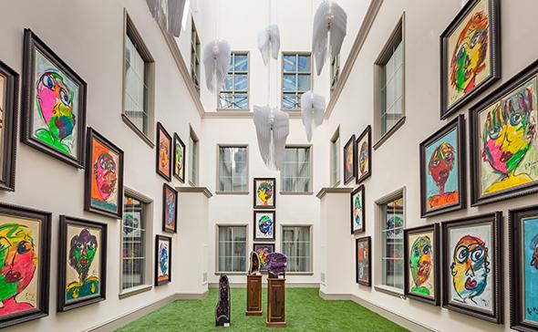 Grand Bohemian Hotel_Art Atrium copy 2