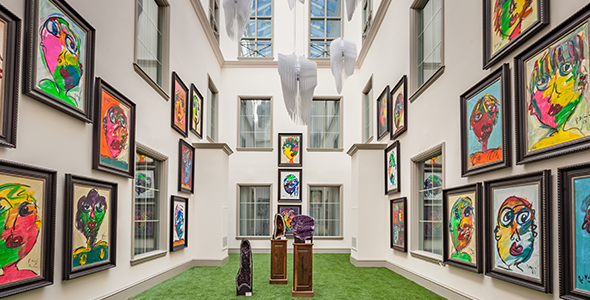 Grand Bohemian Hotel_Art Atrium copy