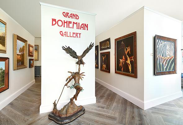 Kessler Bohemian Charleston Gallery