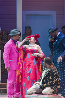 Bess and the men who 'love' her