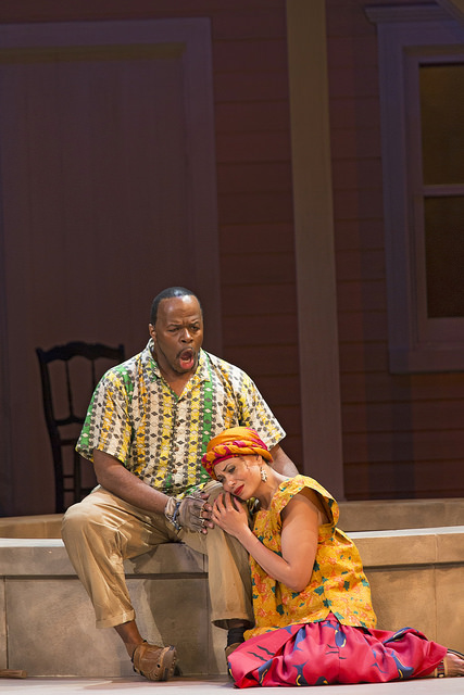 Porgy and Bess, such a beautiful love