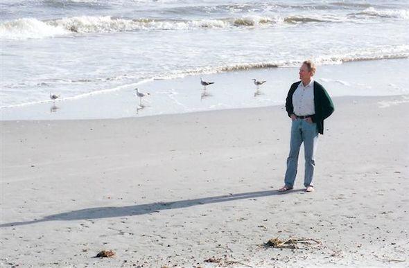 Eugene Platt Poet Author Folly Beach