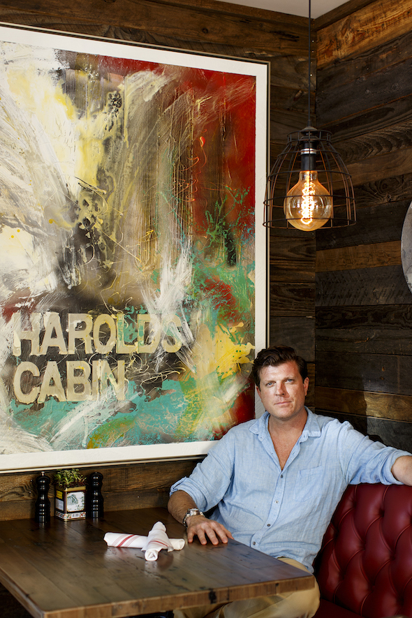 Harolds Cabin Charleston Stephen Elliott Webb