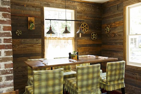 Harolds Cabin