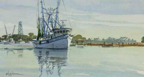 West Fraser Boat