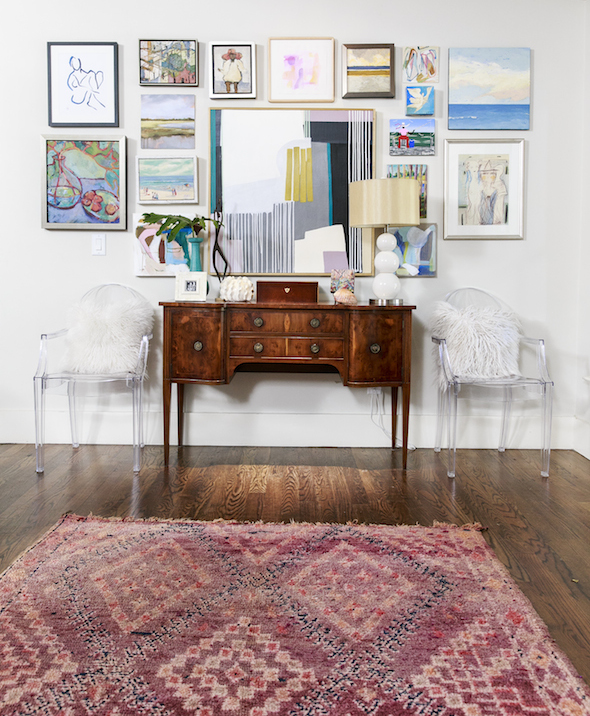 Collectors: Bright & Allison Williamson - The Art Mag